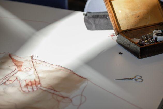textiel werk Janny mensen voor traject Blikopener